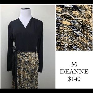LuLaRoe Dresses - Beautiful New Deanne... Runs two sizes big.